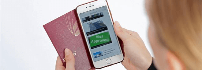 electronic visa authorization